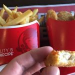 Wendy's $1 Meal – Any Size Fries and 4-Piece Chicken Nuggets