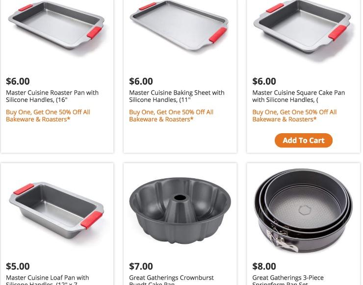 Bakeware Pans
