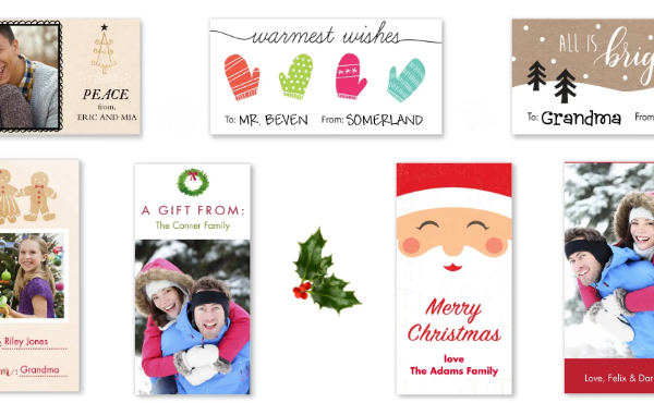 ten free gift tags