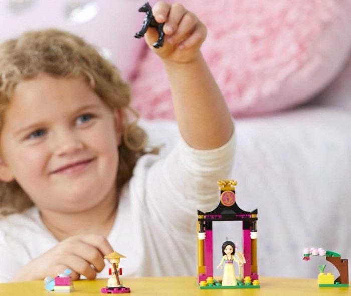 LEGO Disney Princess Mulan's Training Day $10.99 At Amazon
