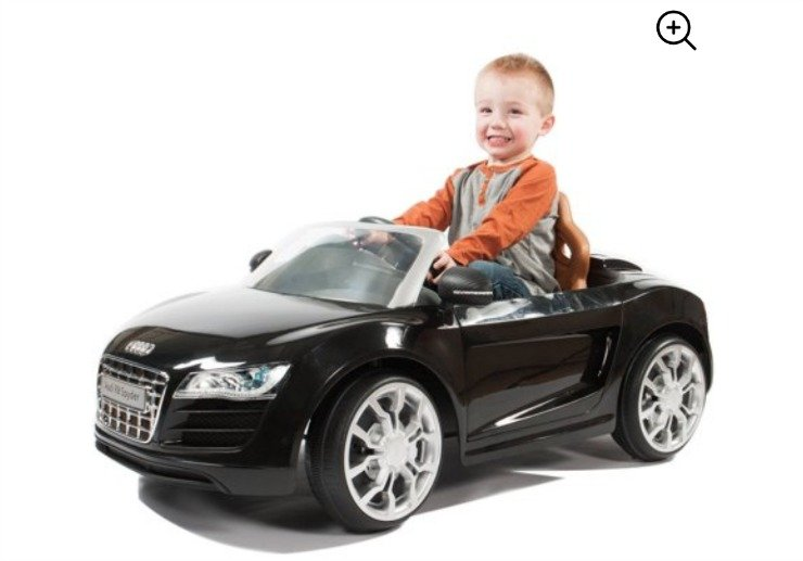 Rollplay Audi R8 Spyder