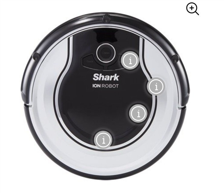 Shark Ion Robot Vaccum