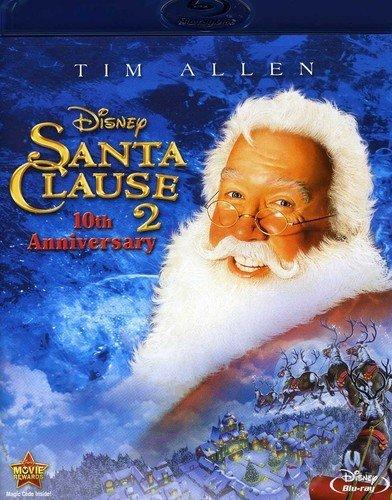 Santa Clause 2 Multi-format Blu-ray $8.24 At Amazon