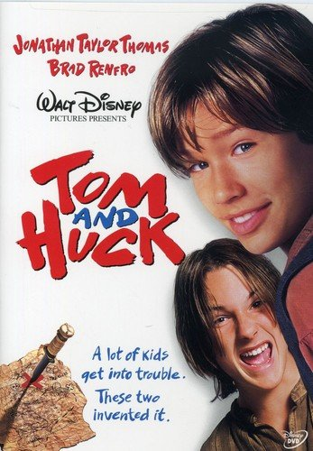 Disney Tom And Huck Movie On DVD $2.06 At Amazon