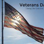 Veterans Day Restaurant Freebies and Deals 2018