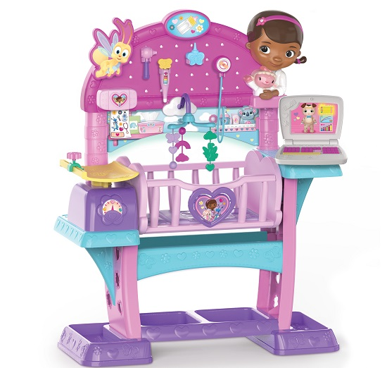 All In One Nursery by Doc McStuffins Only $49.99 at Walmart