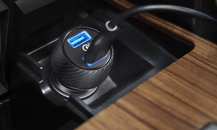 Anker Car Chargers & Accessories up to 30% Off on Amazon