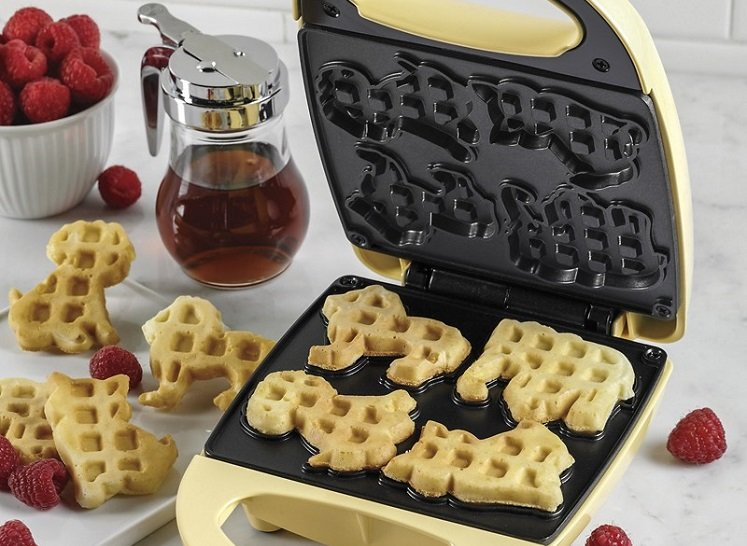 Circus Animal Waffle Maker Only $4.99 + FREE Shipping
