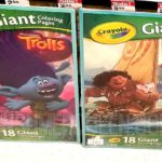 Crayola Giant Coloring Pages as Low as $1.51 at Target