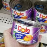 Dole Canned Tropical Fruit as Low as 63¢ at Dollar Tree
