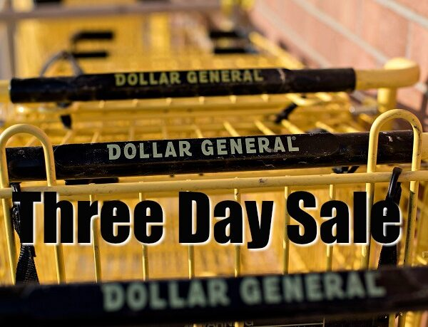 dollar general three