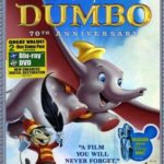 Dumbo 70th Anniversary Edition (BluRay Multi-Format) $14.99 At Amazon