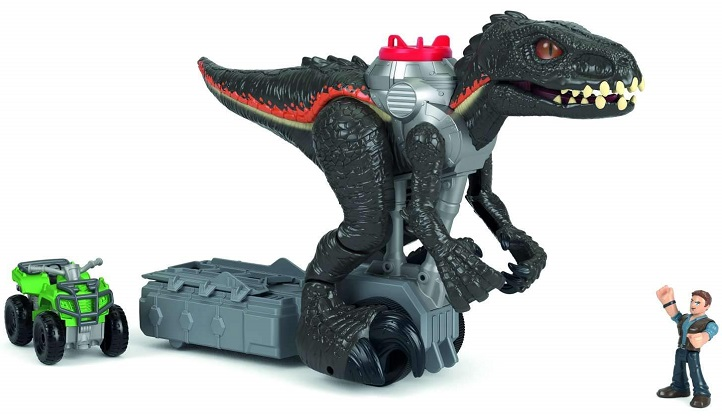 Imaginext Jurassic World, Walking Indoraptor $42.49