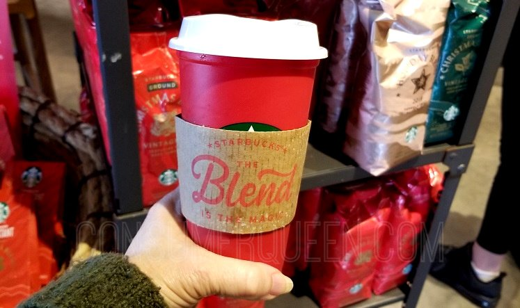 Grande Holiday Drinks $3 at Starbucks After 3:00 PM