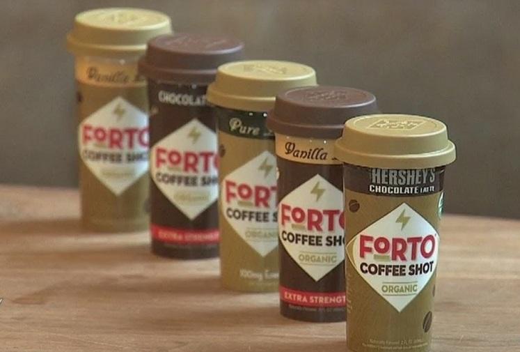 froto coffee shots