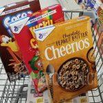 General Mills Cereals $1.50 at Homeland This Week!