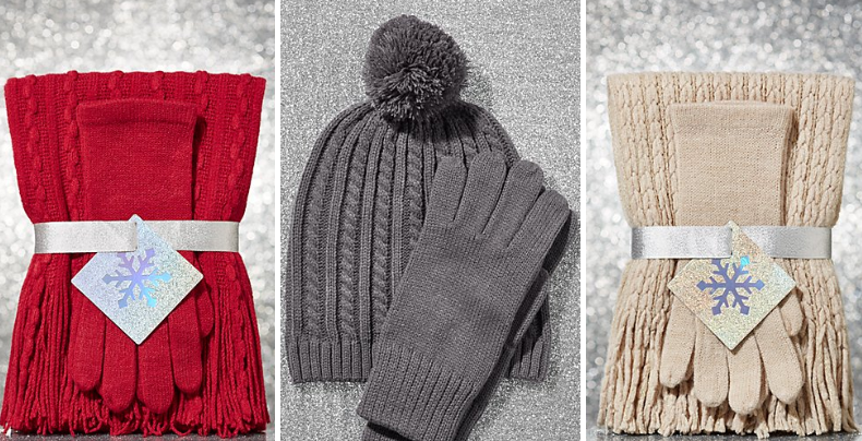 Scarf and Glove Sets Only $5.00 + More From New York & Co.