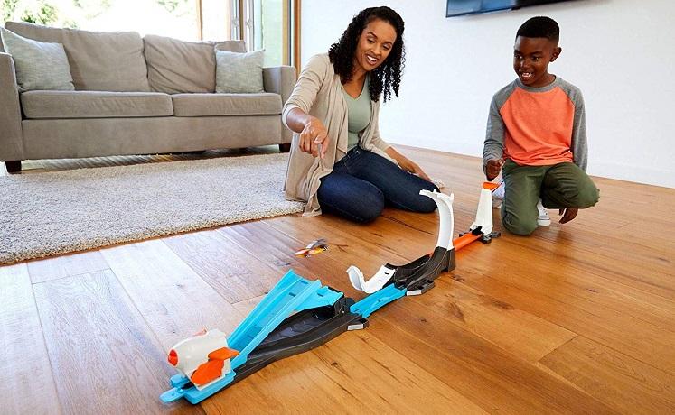 Hot Wheels Track Builder Rocket Launch Challenge $14.97 (Reg. $26.99)