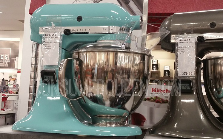 KitchenAid Stand Mixers as Low as $231.99 Shipped From Kohl's