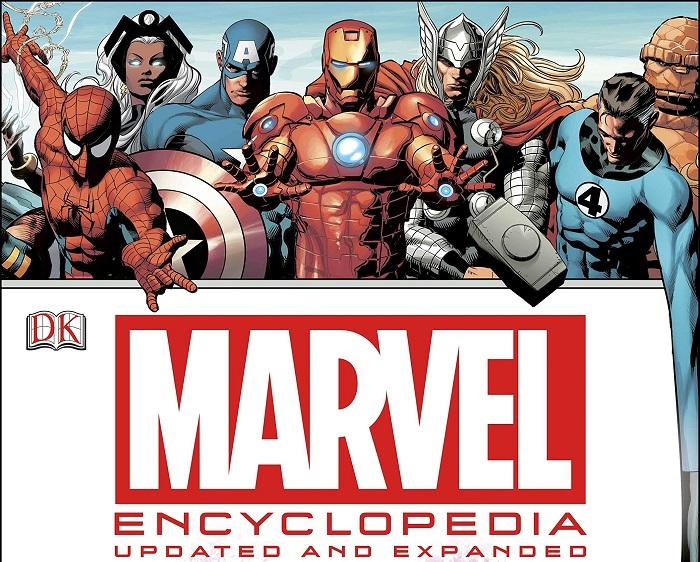 Marvel Encyclopedia Hardcover Book $18.22 At Amazon