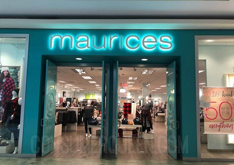 photo relating to Maurices Printable Coupons called Maurices - 30-50% Off Something (Even Clearance!)