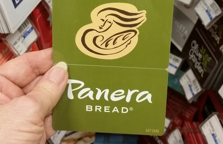 Panera Bread Gift Cards – Buy $50 and Get $10 FREE