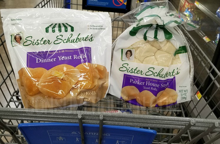 Sister Schuberts Rolls Only 2 13 After Rollback Coupon At Walmart