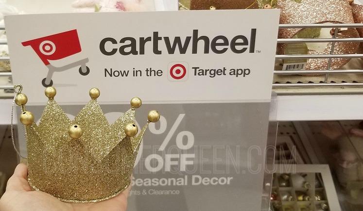 Target Wondershop 20% off Seasonal Decor – Today Only
