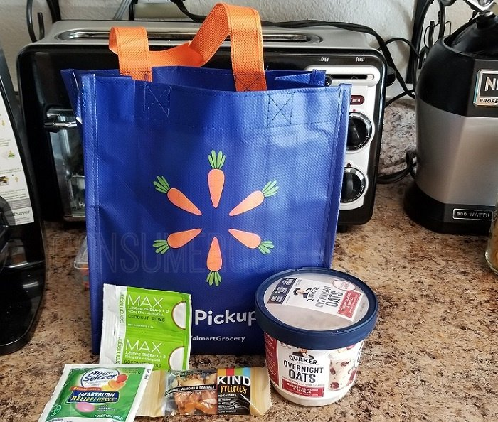 Walmart Grocery Pickup – $10 Off $50 for New Customers