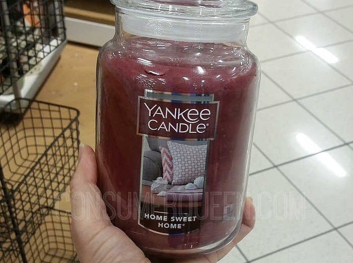 Select Large Candles Only $10 at Yankee Candle!