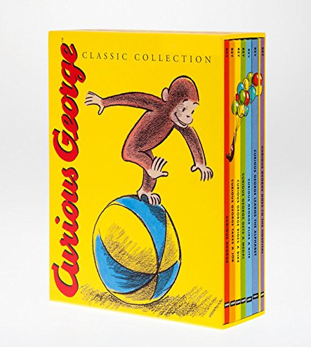 Amazon: Curious George Classic Collection $15.73 (Reg. $39.99)!