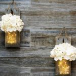Rustic Mason Jar Sconce Set $13.99 (Reg. $27.99) Shipped!