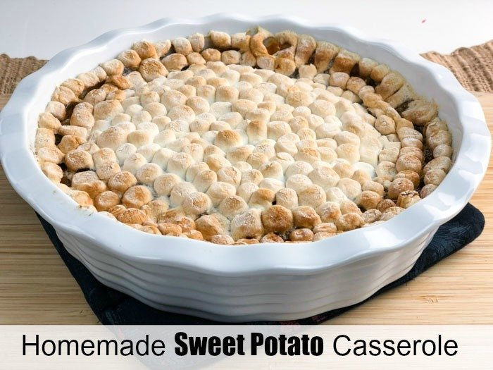 Ruthie's Twisted Harvest Sweet Potato Casserole Pinterest