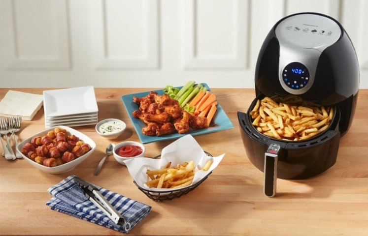 Digital Air Fryer by Insignia $49.99 at Best Buy – Today Only (12/18)