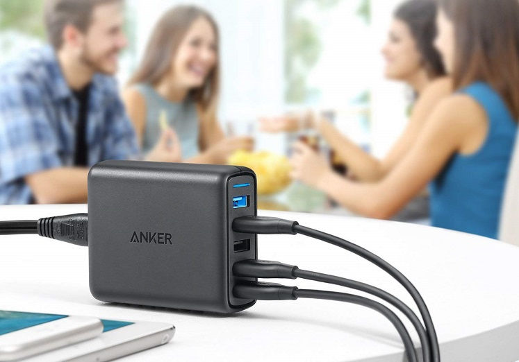 Anker Chargers & Accessories up to $48% Off Today Only on Amazon