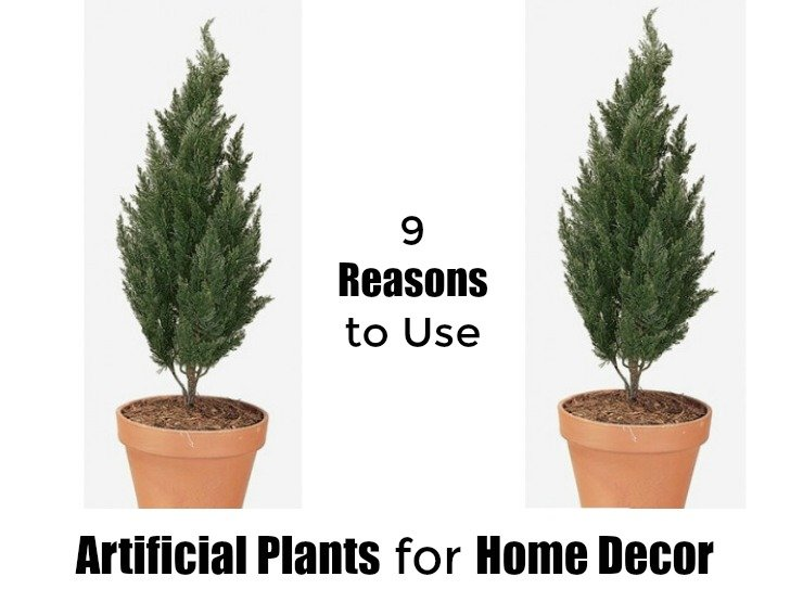 Artificial Plants 9 Reasons Why To Use Them In Home Decor