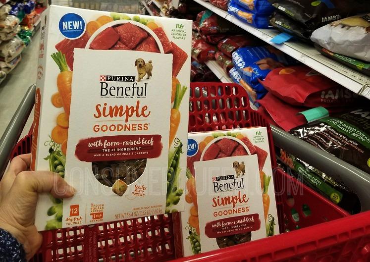 beneful simple goodness