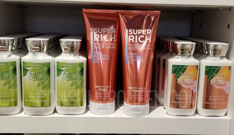 Select Body Care $5 + 20% Off at Bath & Body Works (Online Only)