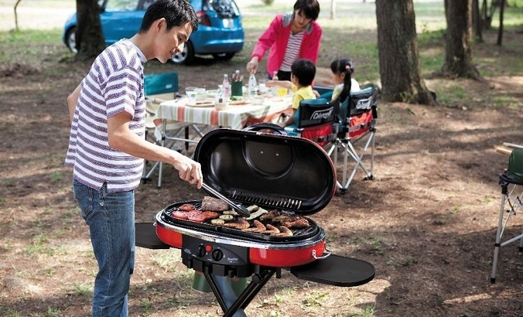 Portable Propane Grill by Coleman $99.95 at Walmart + Free Shipping