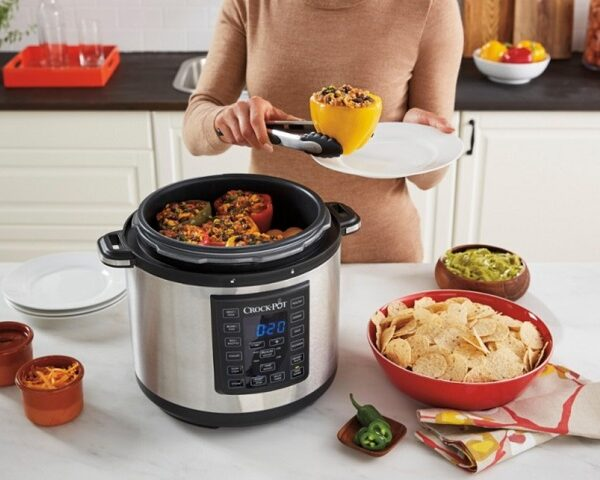 crock-pot pressure cooker