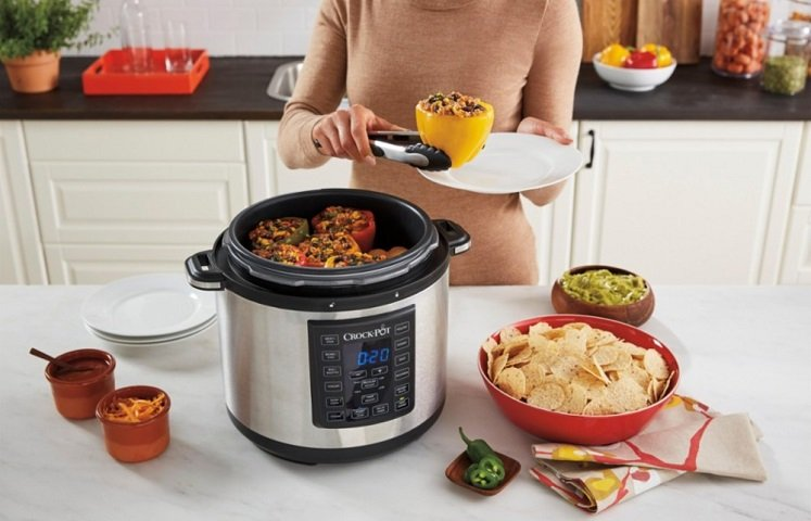 Crock-Pot Pressure Cooker $49.99 Shipped – Today Only (12/20)