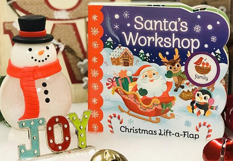 Hardback Christmas Books Under $4 Shipped From Amazon