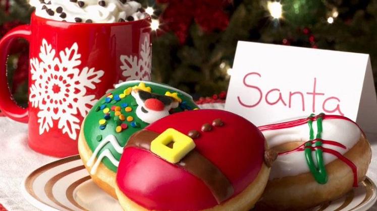 Krispy Kreme Holiday Doughnuts BOGO Free (Rewards Members)
