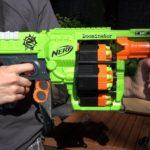 Nerf Zombie Strike Doominator Gun $29.98 at Walmart – Rollback
