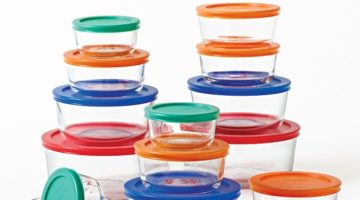 Pyrex Storage Set (28 Pc.) Only $19.92 at Walmart – Rollback