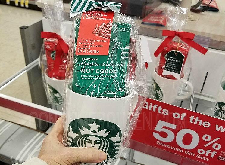 Starbucks Gift Sets as Low as $5.50 at Walgreens