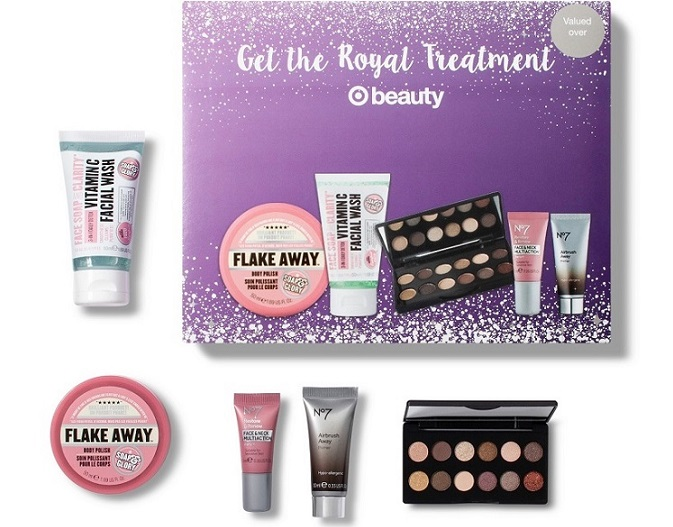 Target Holiday Beauty Box Only $9.99 + Free Shipping