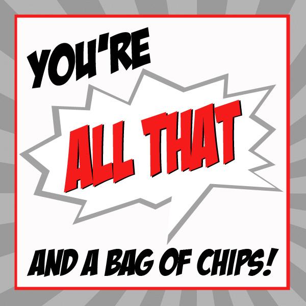 Chips Valentine