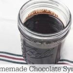Keto Friendly Homemade Chocolate Syrup