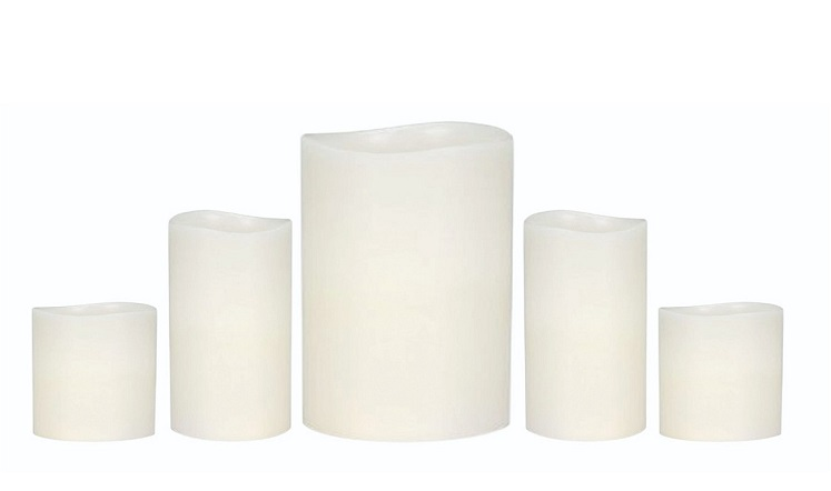 LED Candle Set W/Timer by Studio Mercantile Only $11.03 at Macy's